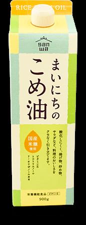 毎日の米油の商品画像