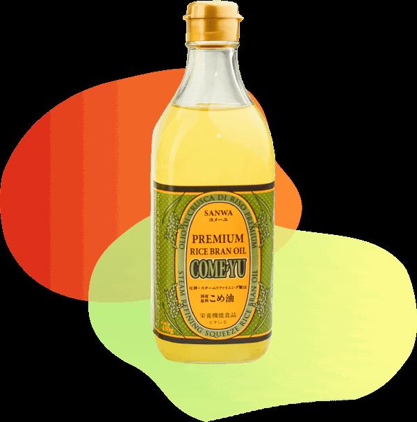 圧搾米油ユメーユ商品画像