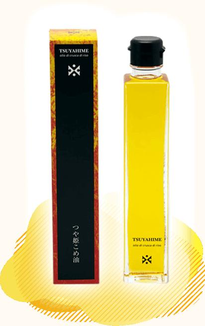 つや姫米油180gボトル商品画像