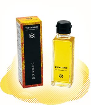 つや姫米油90gボトル商品画像